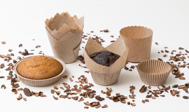 Moules en fève de cacao
